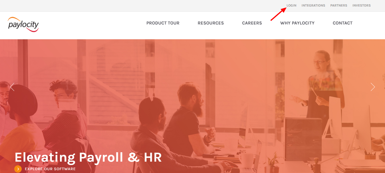 Online Payroll Paylocity