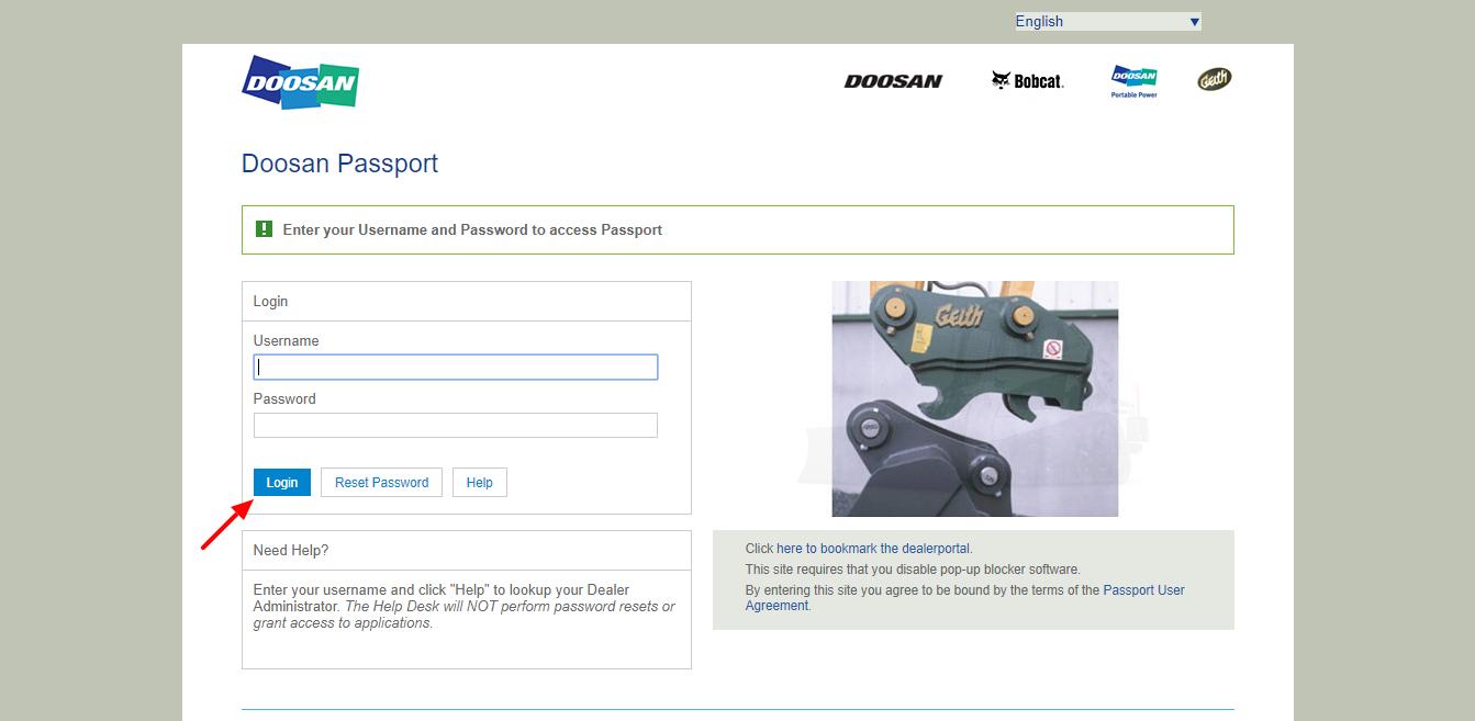 www doosanpassport com - Doosan Group Employee Login Process
