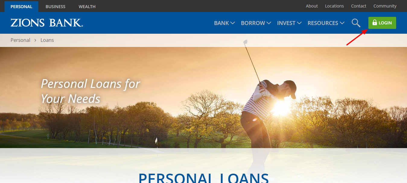 Personal Loans Secured and Unsecured Zions Bank