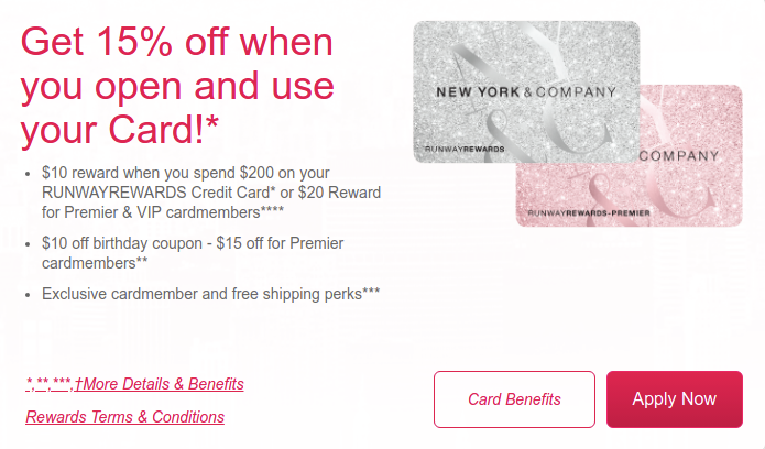 New York And Company Credit Card Payment >> New York And Company Credit Card Login Best Upcoming Car
