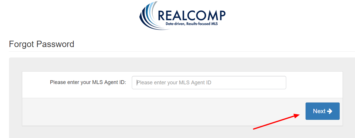 Realcomp Login