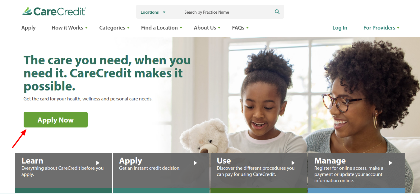 What is CareCredit