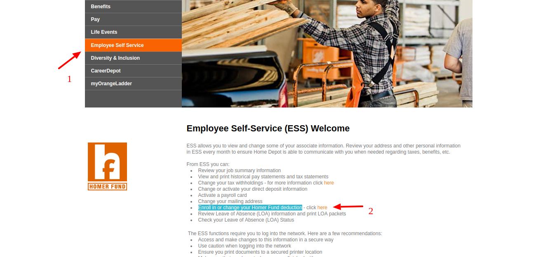 ESS-Employee-Self-Service-Login