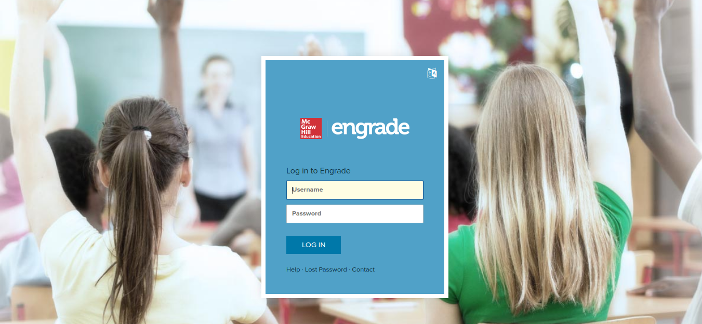 Engrade-login
