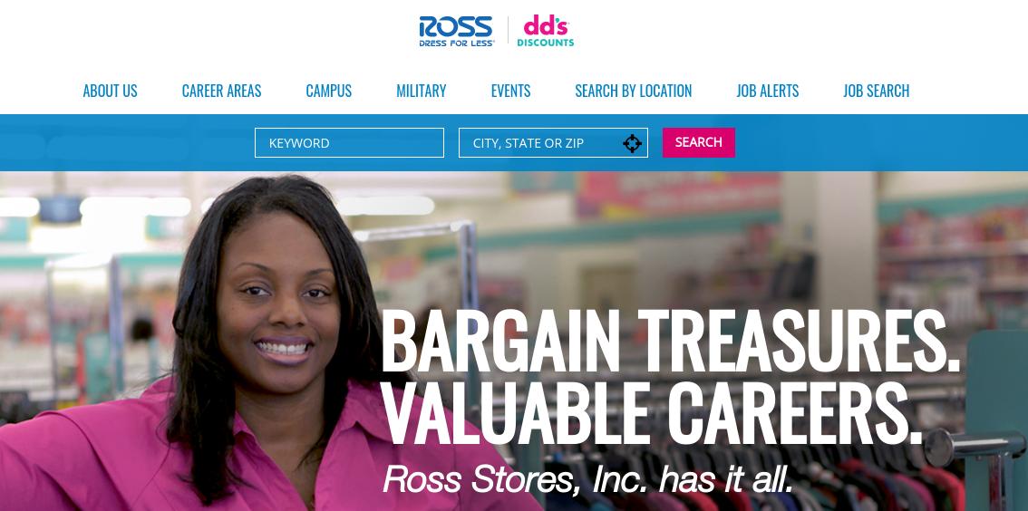Ross Store Logo