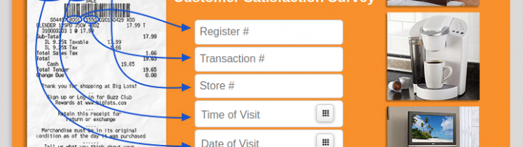 Big Lots Customer Satisfaction Survey