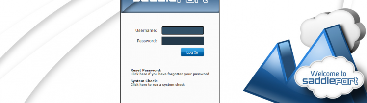 Saddleport login