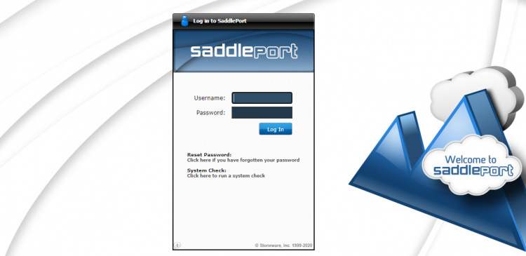 Saddleport login