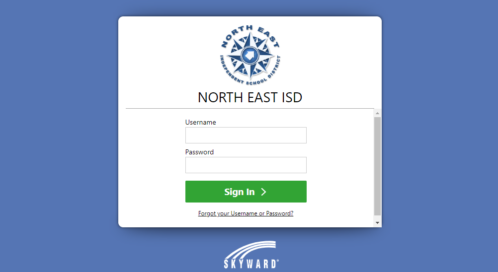 Skyward neisd login guide