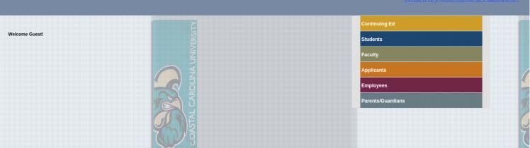 WebAdvisor CCU Logo