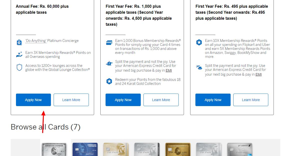Amex Hilton Honor Credit Card Apply
