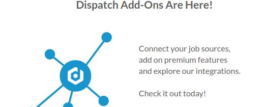Dispatch Logo