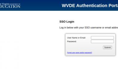 wv webtop login