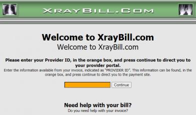XrayBill Pay Logo