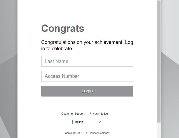 awardselect login