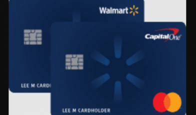 waltmart credit card