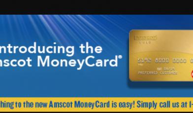 amscot moneycard
