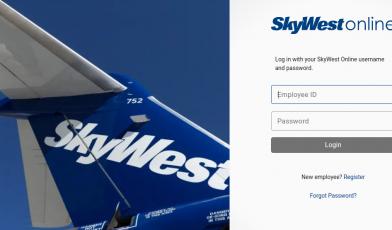 skywest employee login